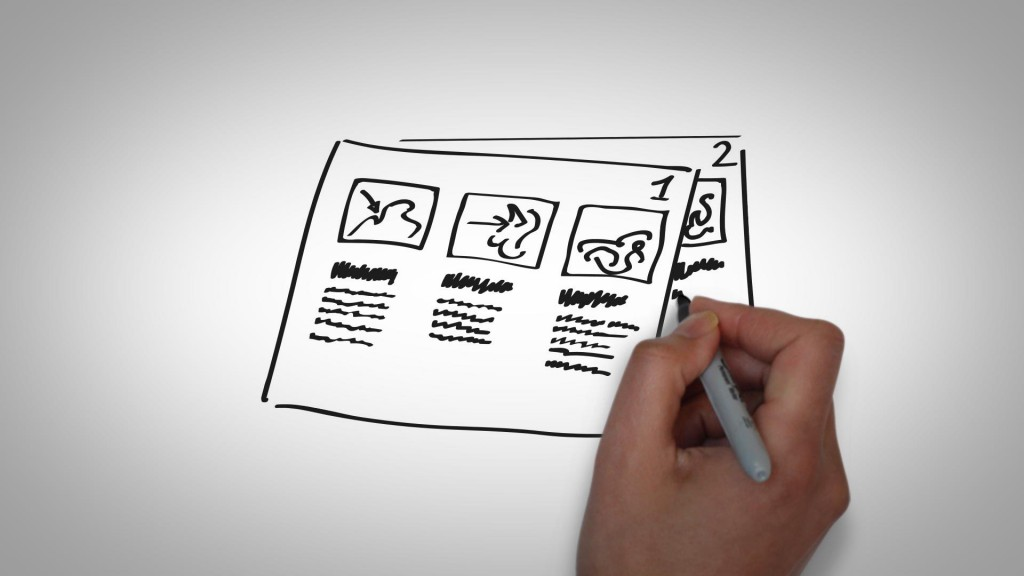 Whiteboard Animation Proces